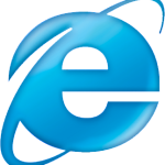 Internet Explorer logo old1 150x150 Tanya rudicahyo