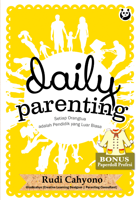 Cover Depan Daily Parenting